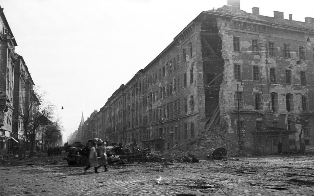 Partizánok a Kiliánban – Maléter Pál és Uszta Gyula találkozása az 1956-os forradalom alatt