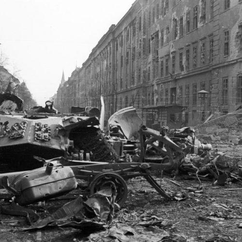 Roncstemető: Budapest, 1956