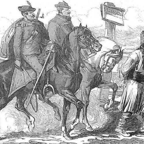 """A betyárok üldözői – A """"Hírös Város"""" pandúrszervezete az 1867-es kiegyezés környékén"""