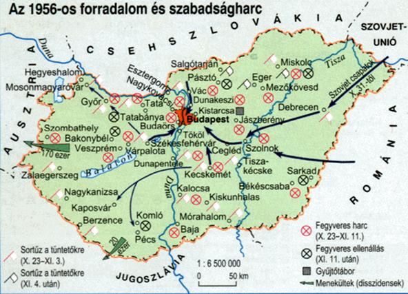 Forrás: mek.oszk.hu Történelmi atlasz. Cartographia Kft., Bp., 1997.