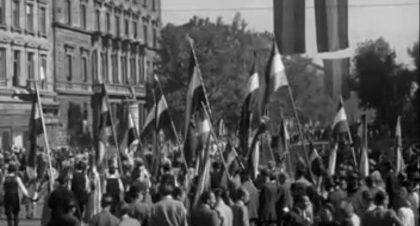 """""""Rákosi úr, dobja el a cigarettáját!"""" – Az 1946-os Országos Parasztnapok"""