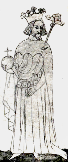 Luxemburgi János cseh király (forrás: wikipedia)