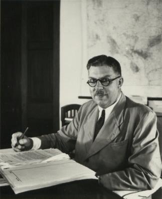 Sir Edward Twining, Tanganyika utolsó kormányzója