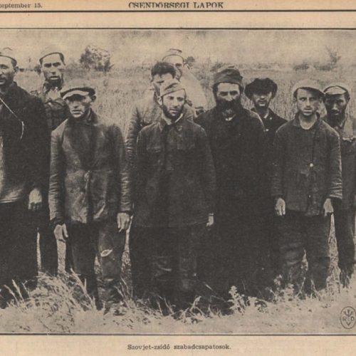 Partizánvadászat a zsidók ellen III. – A zsidó partizán képe a honvédségben