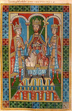 Barbarossa Frigyes német-római császár (1152 - 1190)