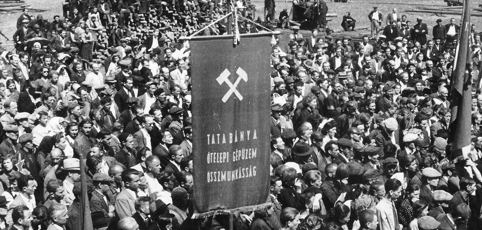 Szénért bakancsot? Egy ruházati akció története Tatabányán (1945. augusztus – október)