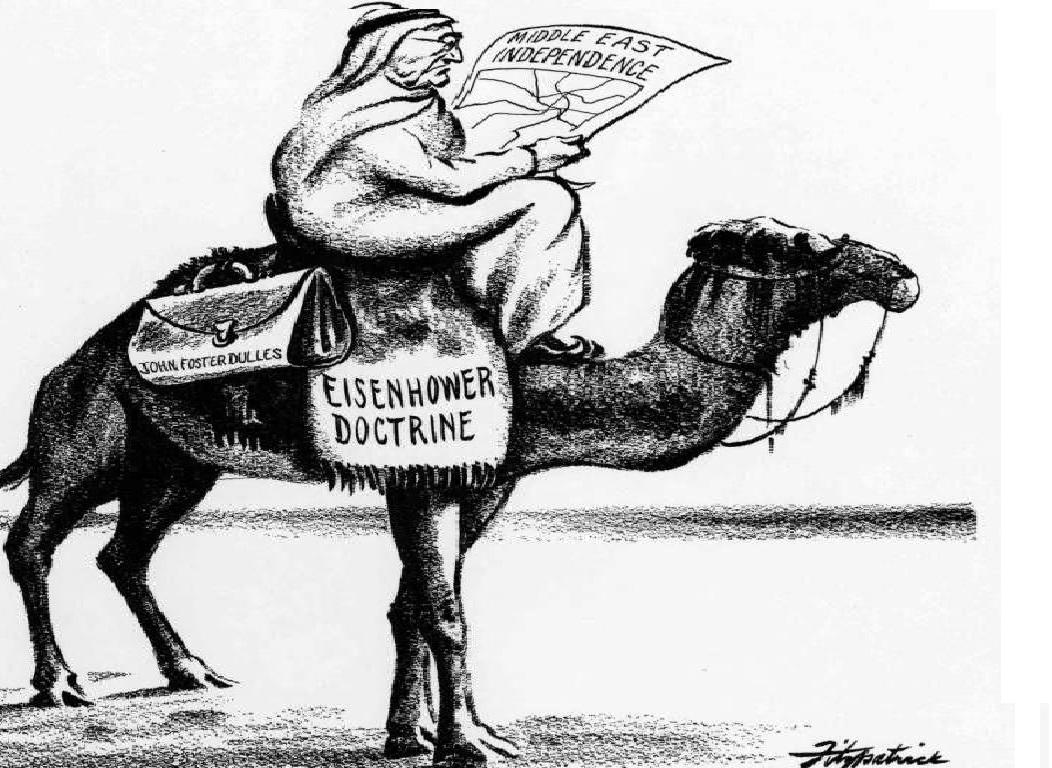 Kétes örökség: Hatvan éves az Eisenhower-doktrína