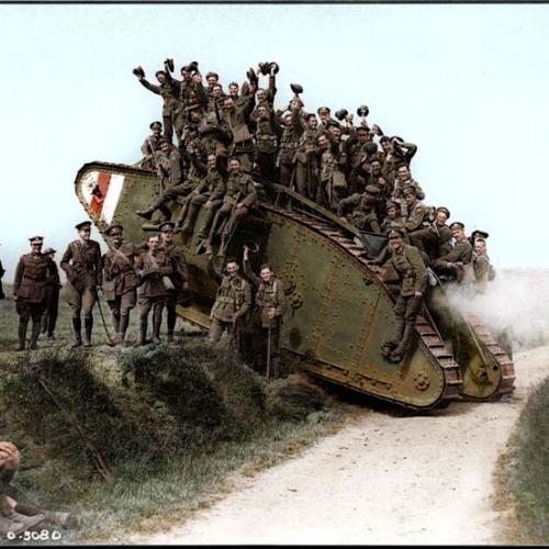 Páncélosok vs. páncélelhárítás az első világháborúban