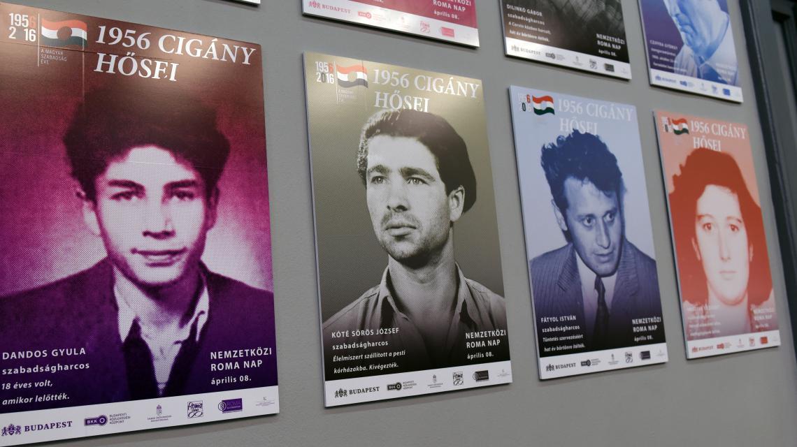 A magyar cigányság útja az 1956-os forradalomhoz. Rövid áttekintés