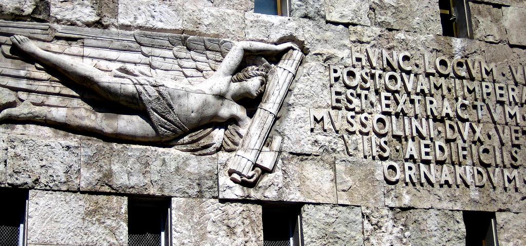 Mussolini, a házigazda