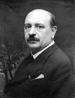 Hóman Bálint (1885-1951) 1932-ben - forrás: WIKIPEDIA COMMONS