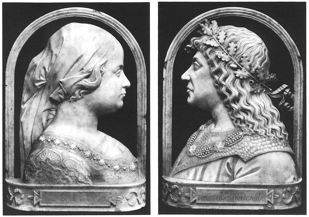 Aragóniai Beatrix és Hunyadi Mátyás
