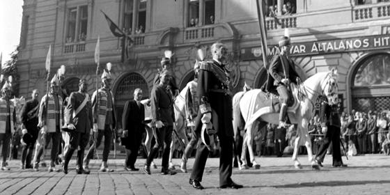 """""""A Kormányzó Urat […] elfogni"""" – Wirth Károly és társai ügye – Nyilas merénylet-terv? Koncepciós per? I."""
