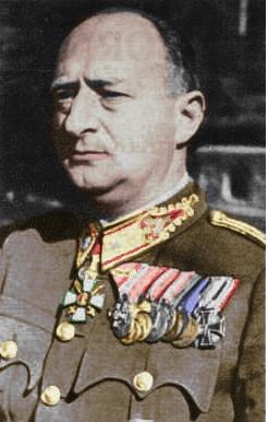 Gróf Stomm Marcel vezérőrnagyként