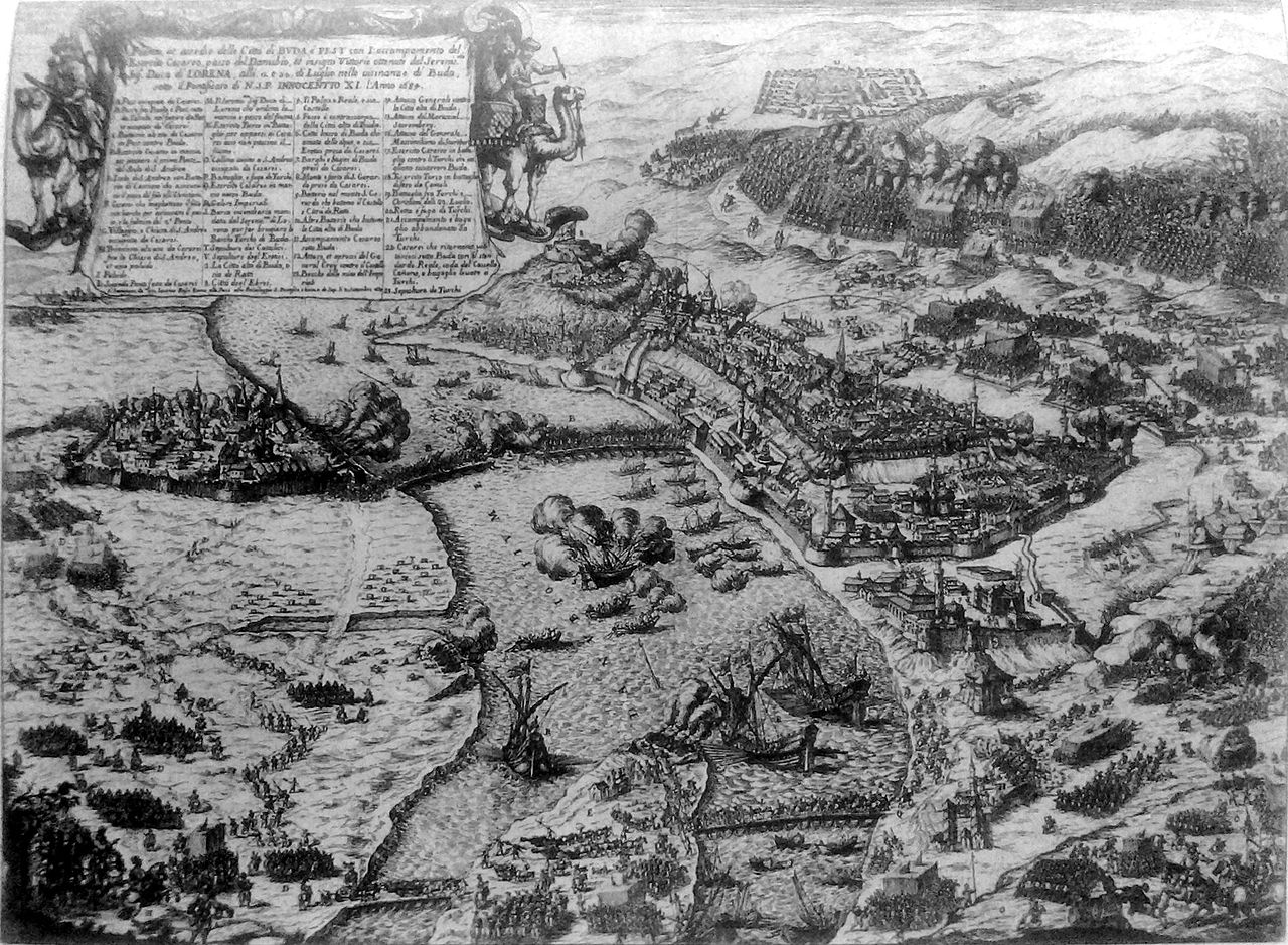 Buda 1684-es (sikertelen) ostroma. In: G. G. de Rossi - Szakály Ferenc: Buda visszafoglalásának emlékezete 1686. Európa Könyvkiadó.