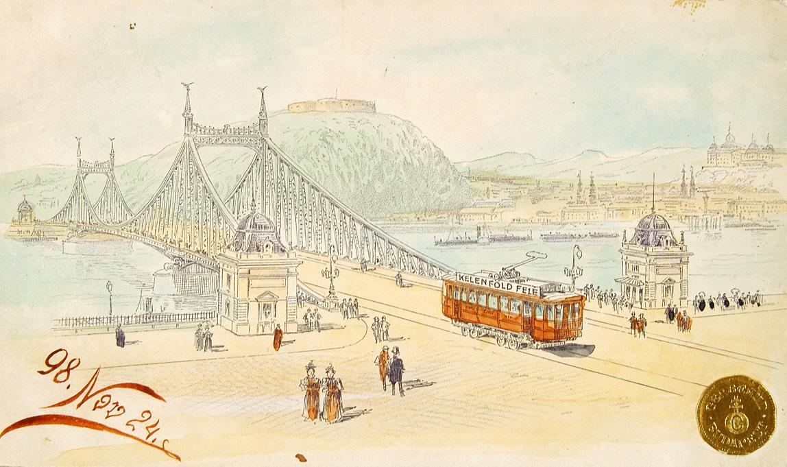 """""""Tehát akkor hová építjük a hidat?"""" – A budapesti hídépítések története"""