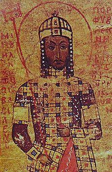 Mánuel bizánci császár