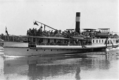 Halálos hajóút – a Dömös gőzös tragédiája