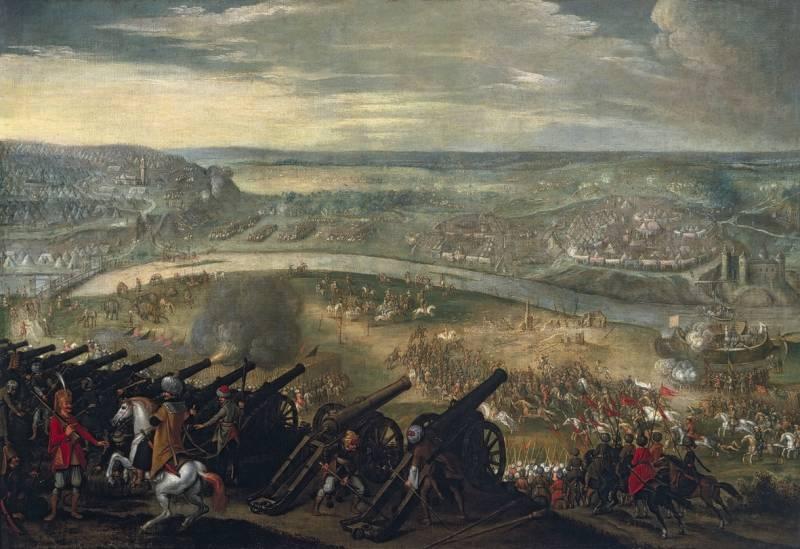 Történelmi áttekintés a törökök ellen vívandó háborúhoz