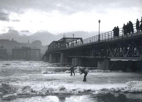 """Mert a Duna jön, a Duna az mindig jön."""