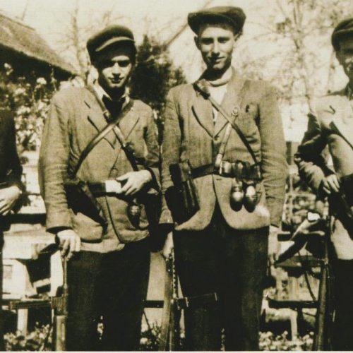 Magyarok a jugoszláv partizánhadseregben