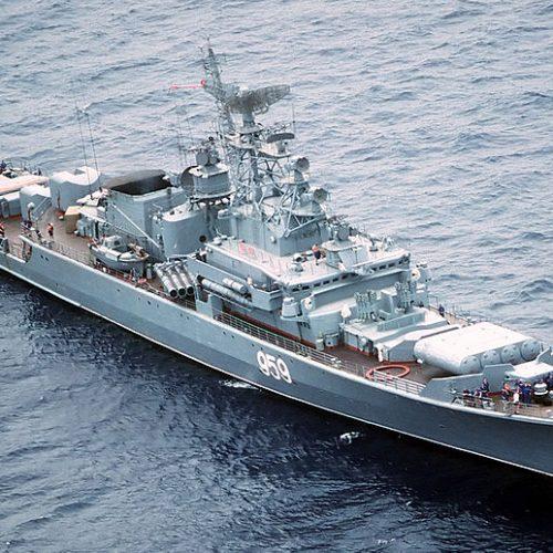 A sosemvolt lázadás, avagy vadászat a Sztorozsevoj fregattra