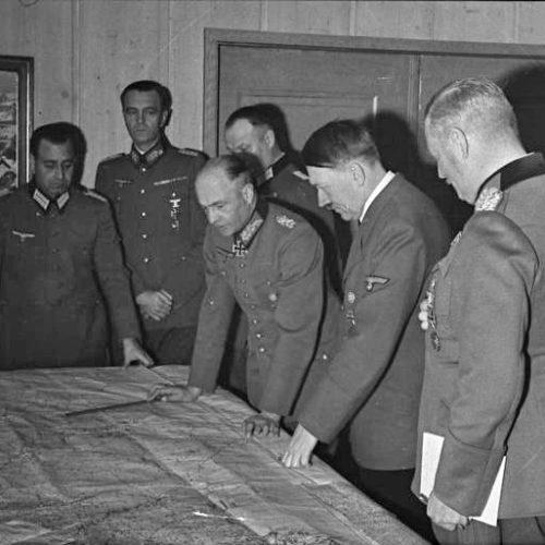 Hitler helyzetértékelése 1941 szeptemberéből