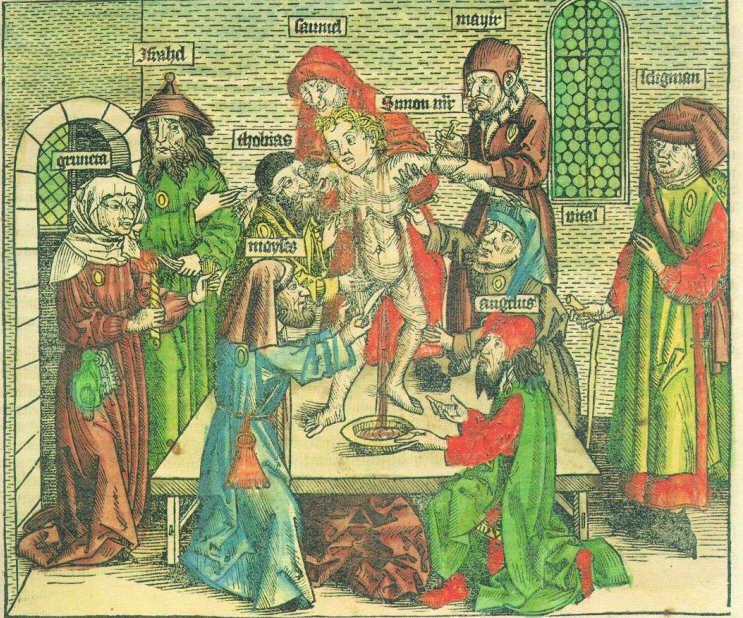 Vérvád és ördögűzés – mikrotörténeti kutatások összevetése a 15. és 18. századból