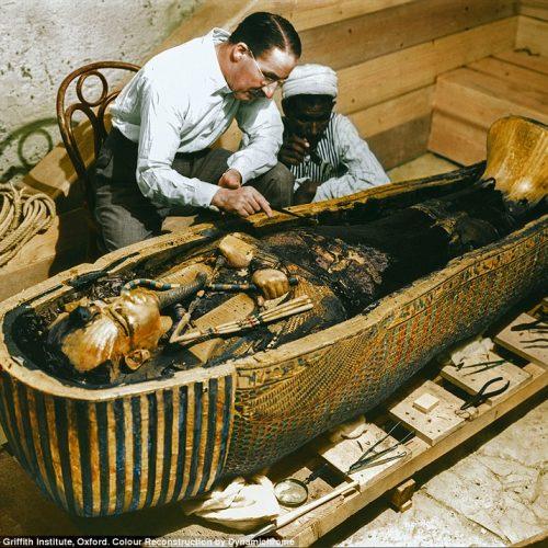 Mindennapok a túlvilágon – Koporsók és sírmellékletek az ókori Egyiptomban