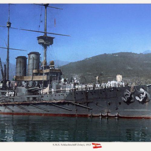Arany János és a kínai kikötőmunkások; mediterrán körút csatahajóval, k. u. k. módra