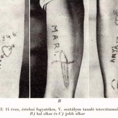 """""""Bűn az élet"""" – a tetoválások története a szocialista időszakban"""