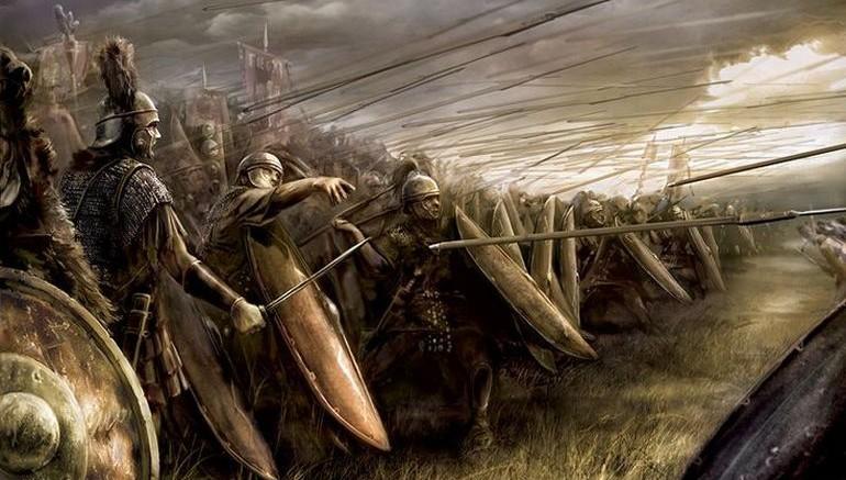A római hadrend fejlődése a kezdetektől a köztársaság végéig