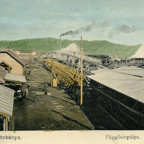 """""""Kis Amerika"""" a Tatai-medencében; az első tatabányai bányamunkások összetétele a munkásanyakönyv tükrében 1896-1900"""