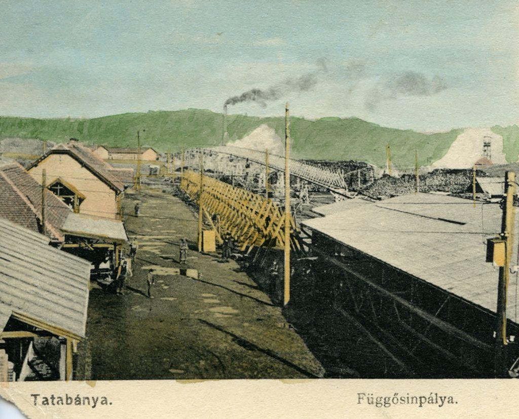 Tatabányai szénbányák vállalat