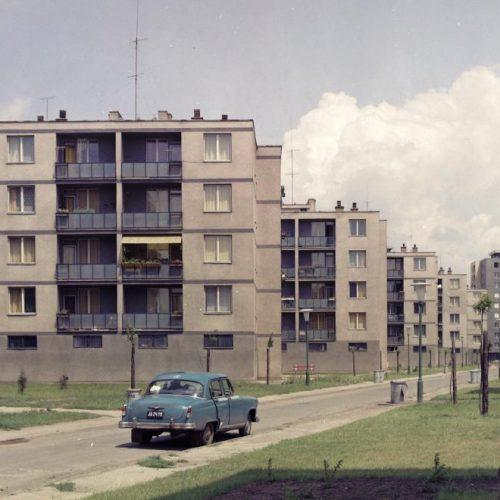 A temetőn épült lakótelep – Leninváros Kecskeméten