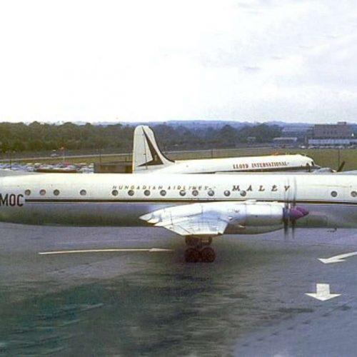 Szentgyörgyi Dezső utolsó repülése – az MA-731-es járat katasztrófája