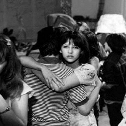Lassúzás- az 1980-as évek tánca