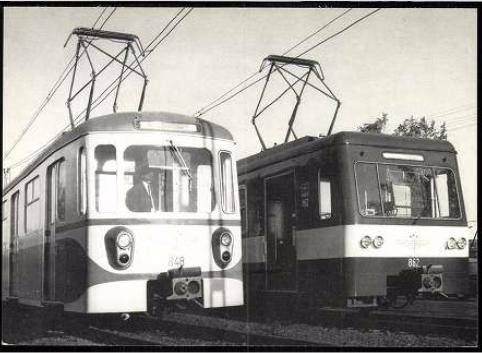 """Az urbanizáció """"csodája"""": a szentendrei HÉV-vasút"""