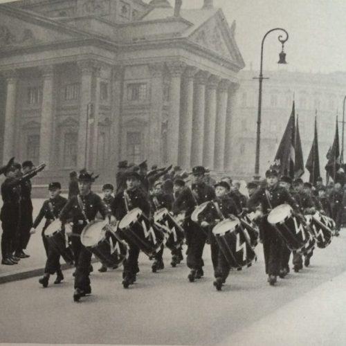 """""""A Führer akaratából lényegi átalakulások lesznek a Birodalomi Fővárosban"""" – Berlin képekben, 1938"""