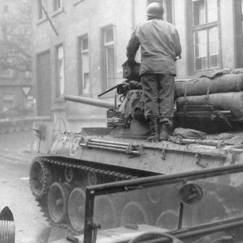 Üss és fuss; az amerikai M18 Hellcat