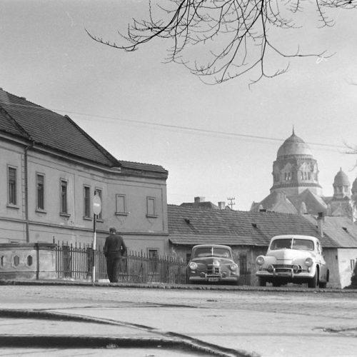 Műemlékvédelmi rombolás Eger belvárosában