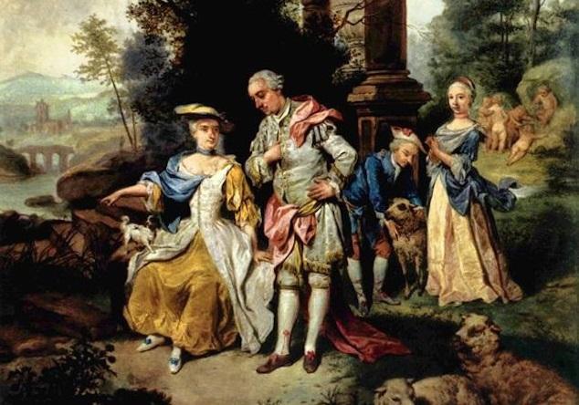A magánlevelezések tanulsága I. – Női élet a 18. században