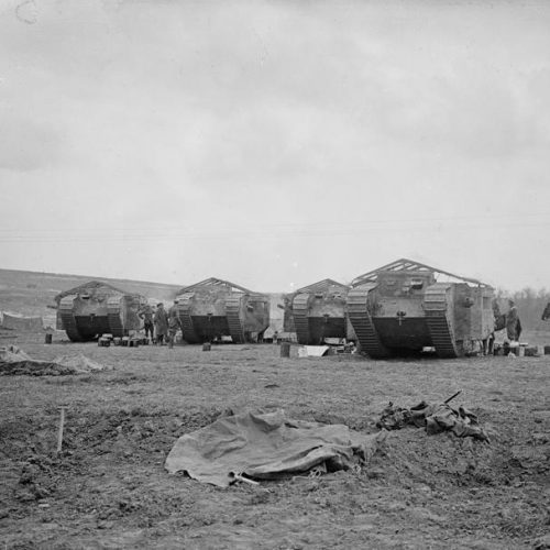 """A """"lovasság"""" visszatérése az első világháborúba – A Lincoln Egyestől az """"Anyáig"""""""