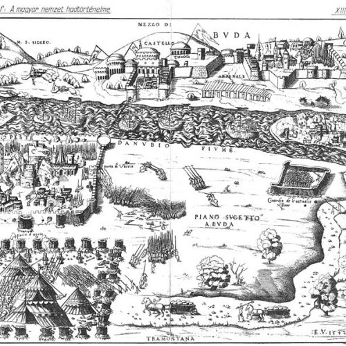 Útleírások a török kori Budáról