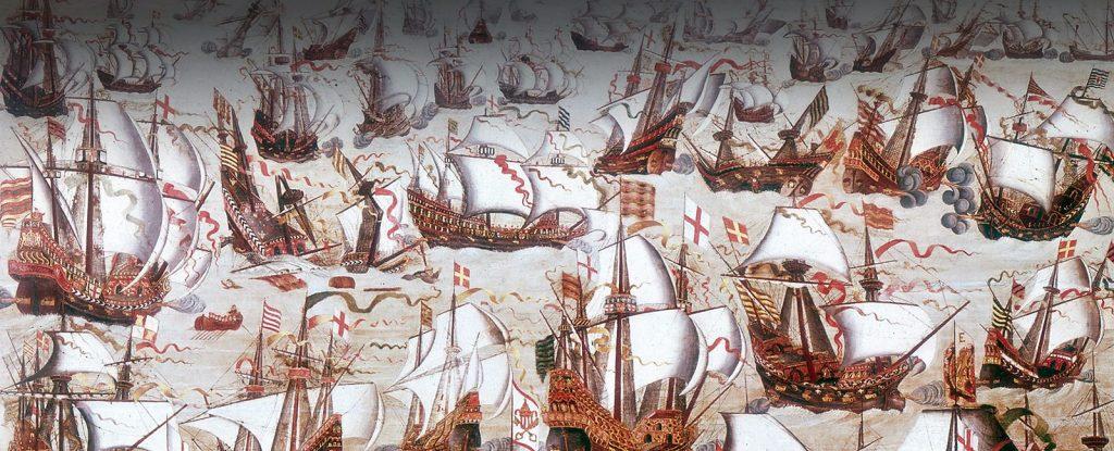 Identitás- és szimbólumképző stratégiák: Mohács (1526) és az armada (1588)