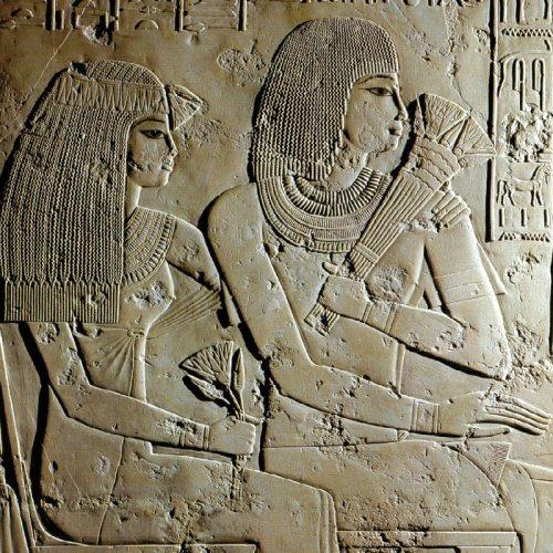 Szépségápolás az ókori Egyiptomban