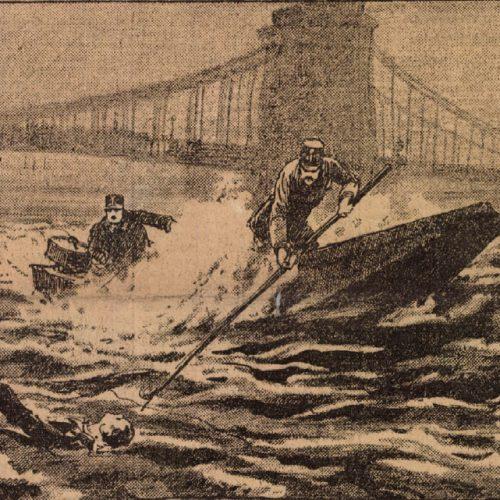 """""""Veszendő lelkek halászai"""" – a dunai mentőállomások rövid története (1926–1944)"""
