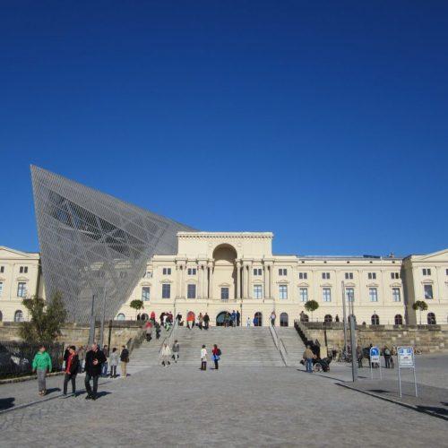 Látogatás a drezdai hadtörténeti múzeumban