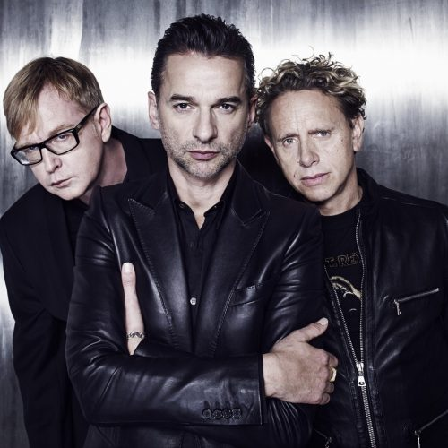 "Where's the Revolution – Depeche Mode a ""legvidámabb barakkban"""