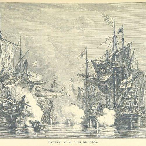 A Tenger Vérebei, mint nemzeti hősök: kalózkodás az Erzsébet-korban